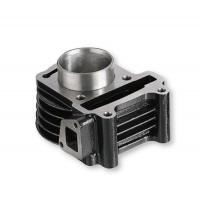 Popo50 Original Motorcycle Cylinder Block For Dayang Motor , Iron Component Manufactures