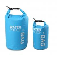 2l 5l Waterproof Floating Bag , Candy Colors Small Water Resistant Backpack Manufactures