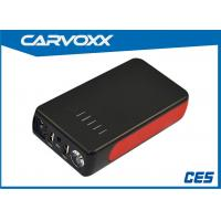 Mobile Phones Cameras Portable Battery Jump Starter with Multi - functional LED light Manufactures