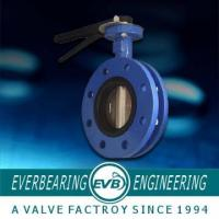 Double Flanged Butterfly Valve Manufactures