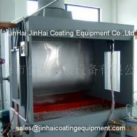 Liquid Painting Manual Water Curtain Manufactures