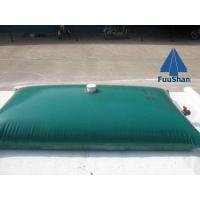 Fuushan Recycled Flexible Pillow TPU PVC 1000 liter Water Tank 1000 liter Tank for Sale Manufactures
