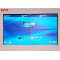Multi Display Seamless Video Wall , Large 4x4 Video Wall Advertising Manufactures