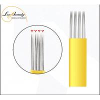 4*3RL Microblading Blade 12Pins For High Speed Tattoo Shaping Eyebrows Manufactures