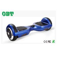 Intelligent Stand Up Self Balance Two Wheeled Electric Board for Teenager / Adult Manufactures