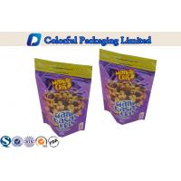 Customized Aluminum Foil Potato Chips Packaging pouch with Zipper Manufactures