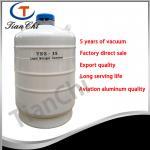 35L Liquid nitrogen transport tank 50 mm Caliber cacuum container manufacturer Manufactures