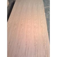 China Red Oak Plywood on sale