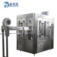 Drinking Automatic Water Bottle Filling System For Plastic Bottle Pure Water Manufactures