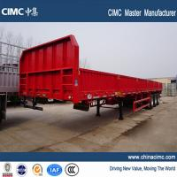 3 axles flatbed Cargo & container semitrailer Manufactures
