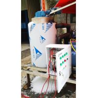 1ton flake ice machine for super market seafood frozen Manufactures