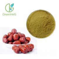 Water Soluble Fruit Extract Powder Dry Jujube Extract Powder Enhance Human Immunity Manufactures