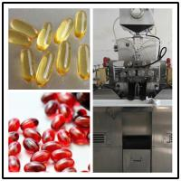 China S403 Soft Gelatin Encapsulation Machine With Gelatin Melting System For Krill Oil Production wholesale