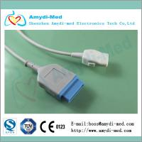 Buy cheap GE 11 pin to masimo LNOP probe spo2 adapter cable from wholesalers