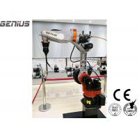 Automobile CO2 Welding Robot  Max Working Radius 1400mm Four Axis Manufactures