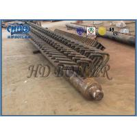 Power Plant Boiler Manifold Headers ASME standard Boiler Parts Manufactures