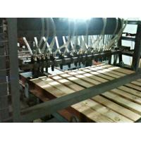 China Hydraulic Wooden Pallet Nailing Line on sale