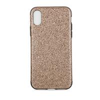 Iphone X  Iphone 10 Shinning Leather Back Cover , Tpu Soft Leather Case Manufactures