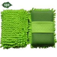 China Microfiber Pad/Car Cleaning Pad on sale