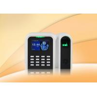 Buy cheap ID Card Fingerprint Time Attendance System Color Screen For Office / School from wholesalers