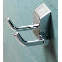 Bathroom Bath Accessories - Double Hooks Robe Hook (YX-3159) Manufactures