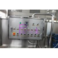 Buy cheap High Capacity SUS304 Bottle Packing Machine Sterilizer 4 Temperature Zones from wholesalers