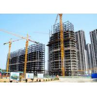 Easy Move Steel Frame Office , Prefab Steel Buildings With Long Life Span Manufactures