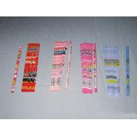 PVC Pencil Packing Use Printed Shrink Film , Shrink Wrapping Film For Pencil Manufactures