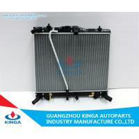 2008 HIACE Aluminum Toyota Radiator AT With Copper Oil Cooler OEM 16400-30170 Manufactures