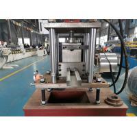 Quick Change 0.6 - 1.8mm Roller Shutter Door Roll Forming Machine 380v / 50hz for sale