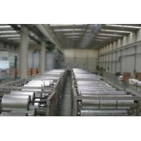 jumbo roll silver aluminum foil for household Manufactures
