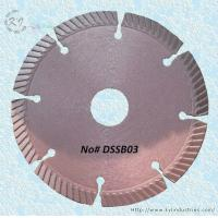 Diamond Segmented Turbo Saw Blades - DSSB03 Manufactures