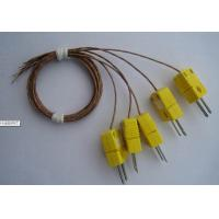 Universal Thermocouple With Omega Thermocouple Connector Manufactures