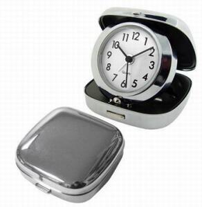 Promotional Gift Travel Alarm Clock (KV100) Manufactures