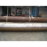Seamless Structural Steel Pipe ASTM A106 Grade B 56 Inches SCH XXS Boiler Application Manufactures
