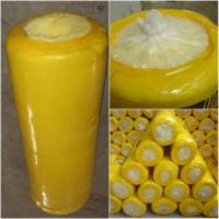 China Best quality glass wool blanket/glass wool roll insulation with shrink package on sale