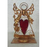 China Antique Metal Candle Stand Decoration (SFM0671) on sale