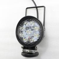 China 4.5inch 27w led work light tractor lighting with handle,cree spot flood,widely applied on sale