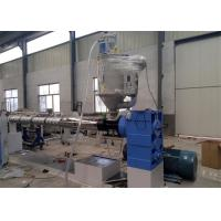 Water / Gas Supplying HDPE Pipe Extrusion Line , PE Pipe Production Line Manufactures