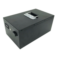 1C Discharge 40Ah 60V LiFePO4 Lithium Battery 2000 Cycle Manufactures