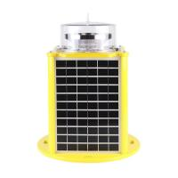 China Low Voltage Solar LED Outdoor Landscape Lighting Aviation Obstruction 12V 24AH Battery on sale