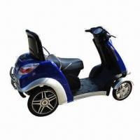 4 Wheels Mobility Scooter with CE Approval, Electric Motorcycle Manufactures
