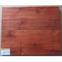 China Oak Solid Wood Flooring Hand Scraped for Building Materials China Supplier on sale