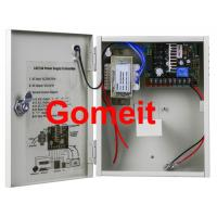 36w Access Control Power Supply 12VDC 3A  Can Support Battery Back Up Over Current Protection Manufactures