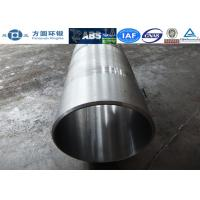1.4307 F304 F316 F51 F53 F60 Stainless Steel Forged Sleeves Oil Cylinder Forgings Manufactures