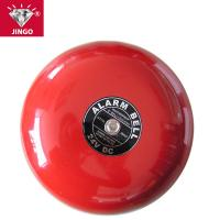 10 inch 250mm diameter fire alarm bell with AC110/220V for fire alarm system Manufactures