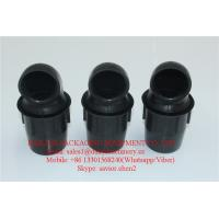 Tube Connector For Milk Receiver , Rubber Tube Joints Milking Machine Spares Manufactures