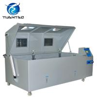 ASTM B-117 standard cyclic corrosion salt mist test chamber price Manufactures