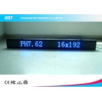 Indoor Digital Billboard Programmable Led Scrolling Message Sign For Business Manufactures