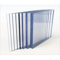 China Monolithic Flat Roof Sheets Polycarbonate Compact Clear Solid Polycarbonate Sheet on sale